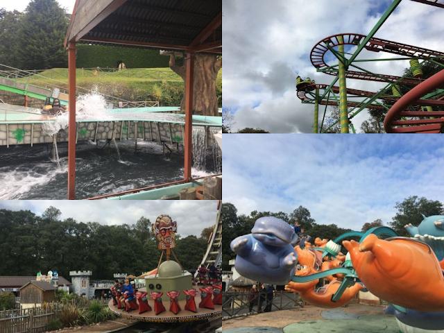 West Midlands Safari Park amusement park