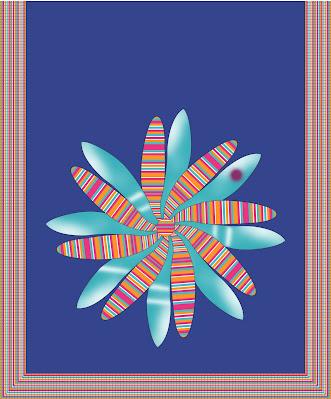 Lavanya-Geometric-Textile-Kaftan 50a