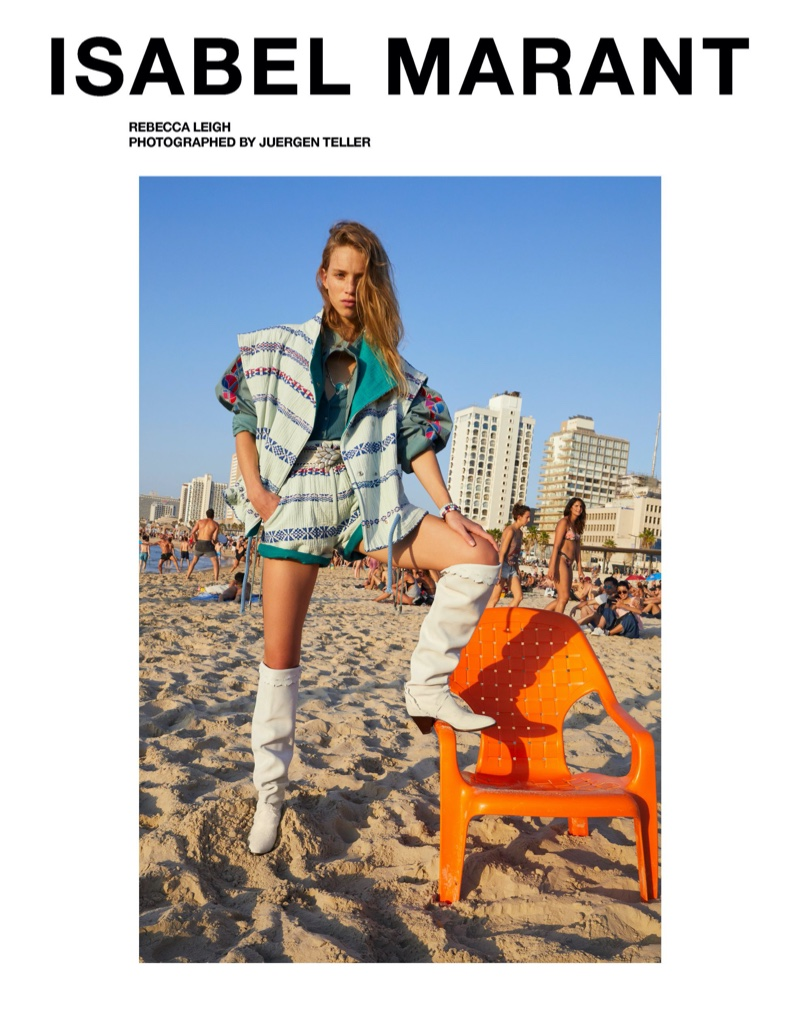 Isabel Marant Spring/Summer 2020 Campaign