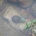 கண்டி, தொடங்கொல்லை மகாவலி ஆற்றில் கைக்குண்டு .