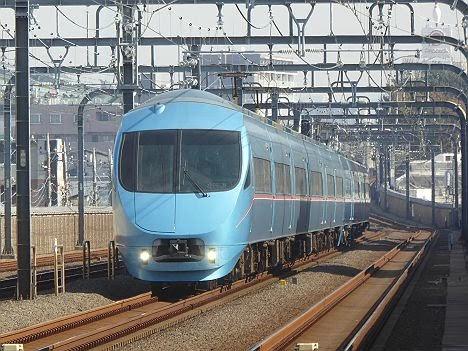 小田急電鉄 メトロはこね23号 60000形MSE(2018.3廃止)