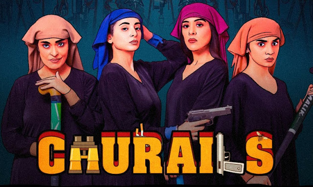 The Modern Churails on ZEE5 - Review of a new Web series