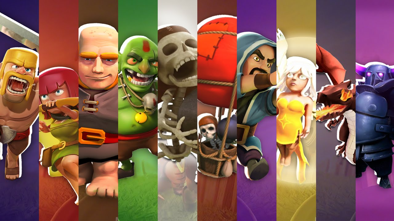10 Mind Blowing Facts About Clash of Clans