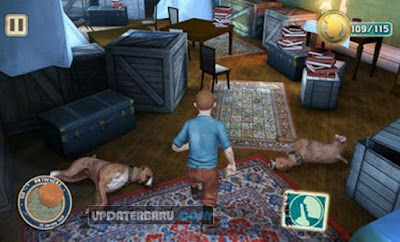 The Adventures of Tintin HD v1.1.2 Apk Data Full Android Game Hack Mod