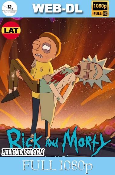 Rick y Morty (2019) Full HD Temporada 5 [06/10] WEB-DL 1080p Dual-Latino