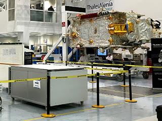 satélite geoestacionário