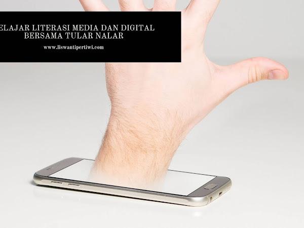 Belajar Literasi Media dan Digital Bersama Tular Nalar