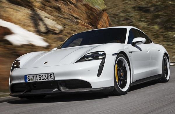 Porsche Taycan Argentina