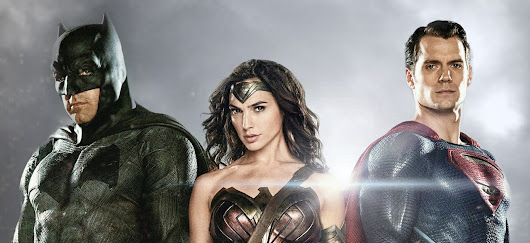 Trinity Unites in Latest BvS Dawn of Justice Trailer | Jori's Entertainment Journal
