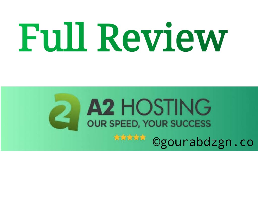 A2 Hosting Review in English ~ A to Z Detailed Review