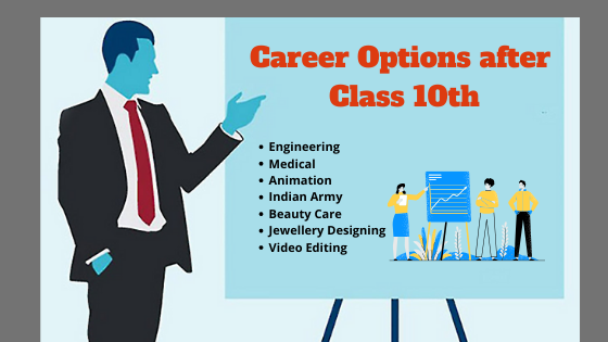 Career Options after Class 10th