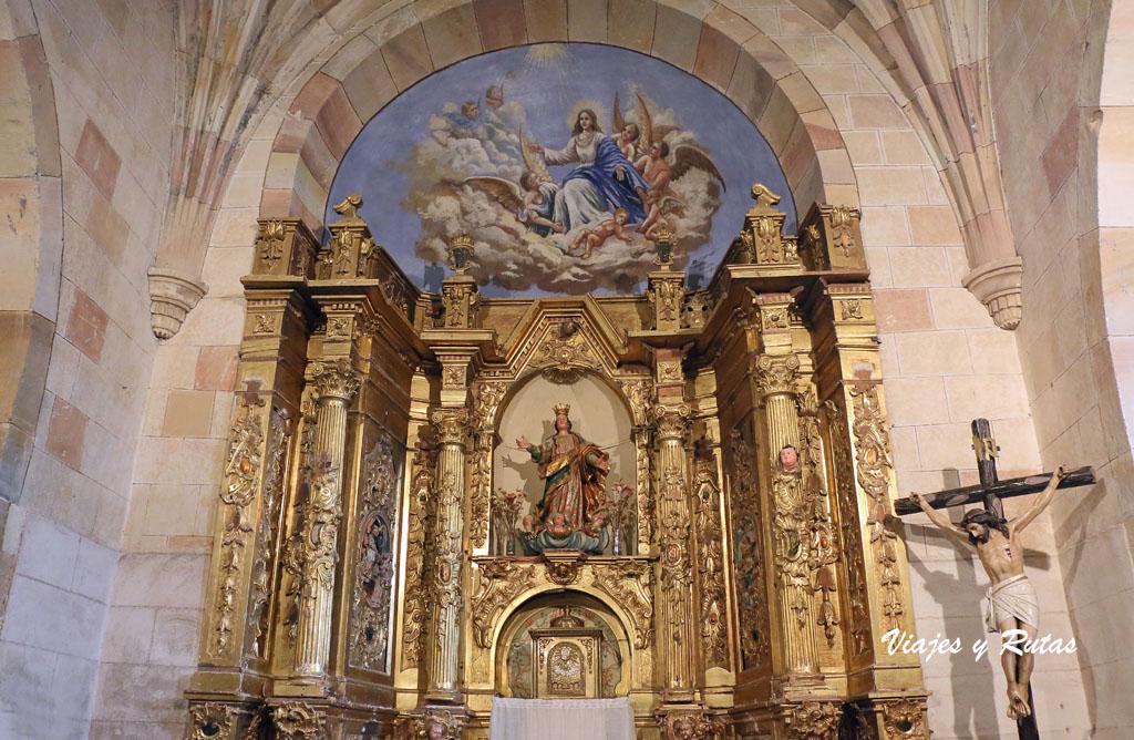 Iglesia de la Asunción, Perazancas de Ojeda