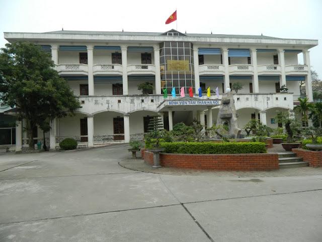 Các bệnh viện tại quận Long Biên - Hà Nội