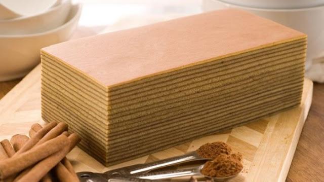 Resep Makanan Tradisional Kue Lapis Legit