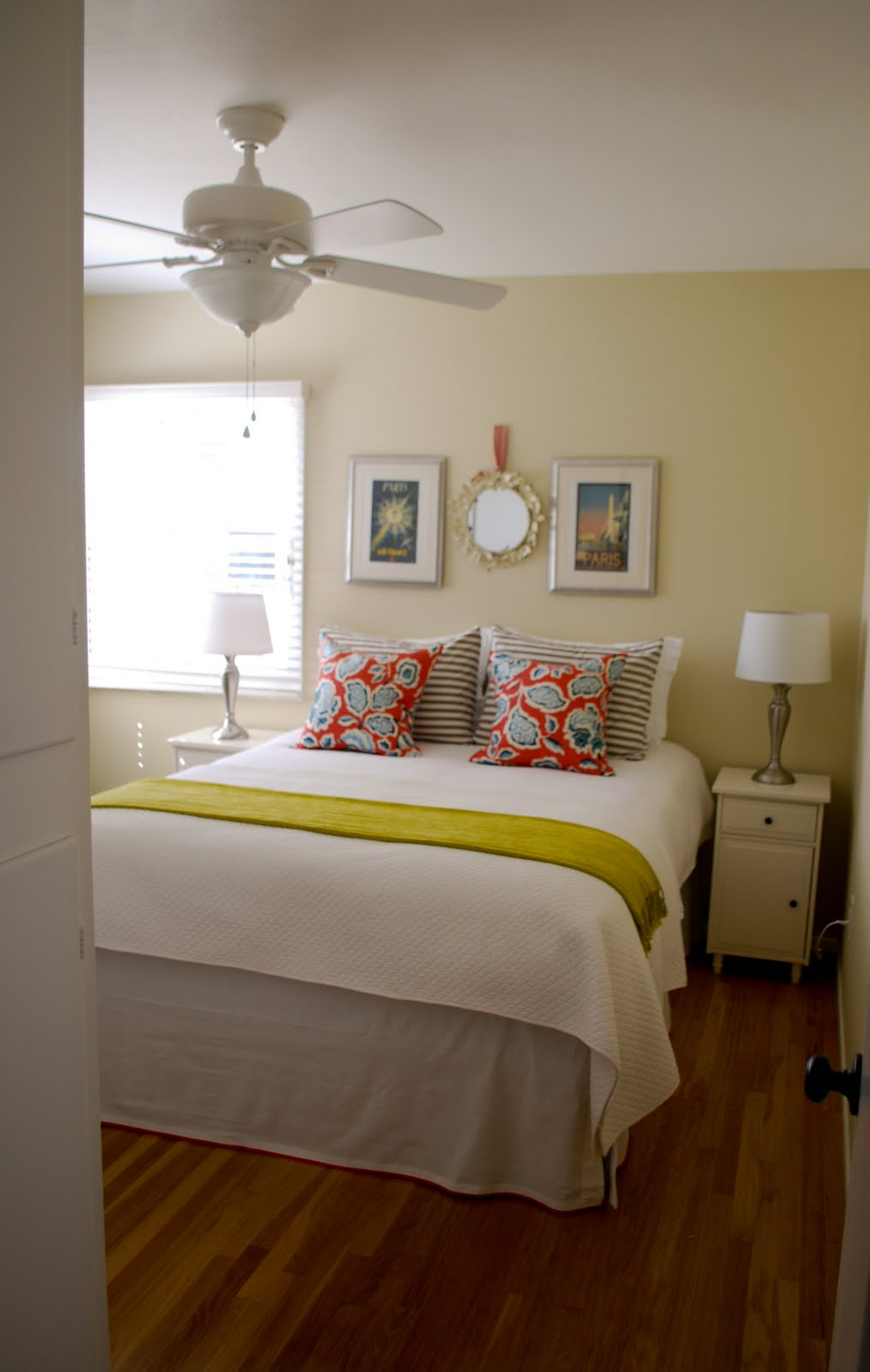 Lizzy Write House Tour Guest Bedroom