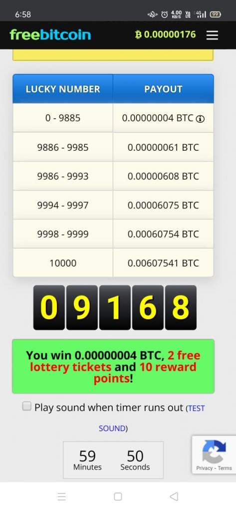 Free BTC