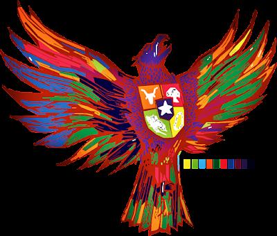 Logo Garuda Keren Sketch Book