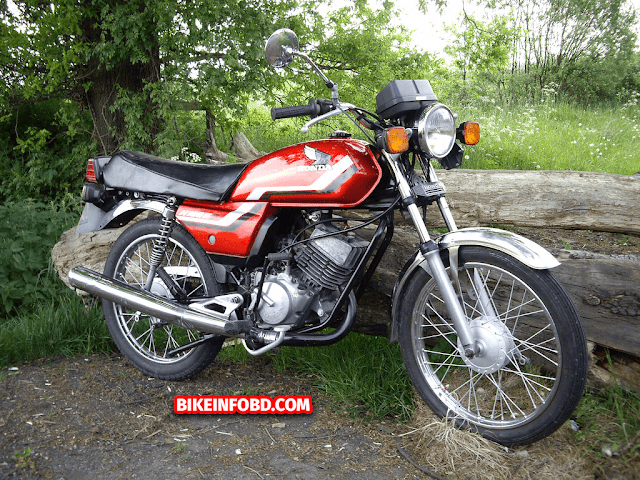 Honda H100S (CDI) Specifications