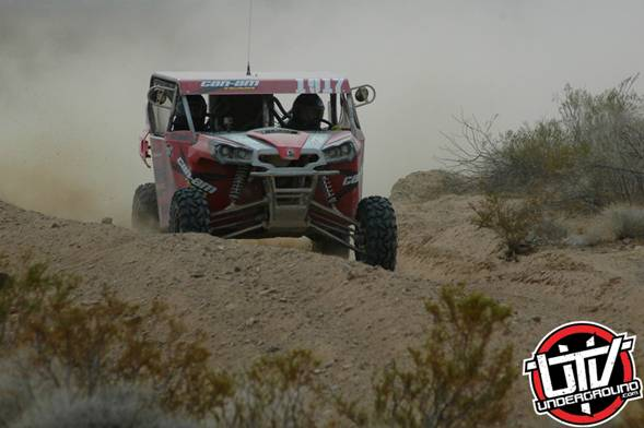 Lone Star Racing, Murray Motorsports and Can-Am Team up for
