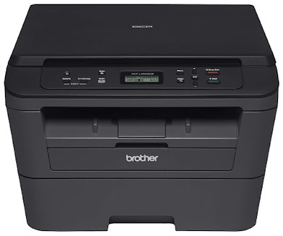 DW Wireless Compact Multifunction Laser Printer and Copie Brother DCP L2520DW Driver Downloads
