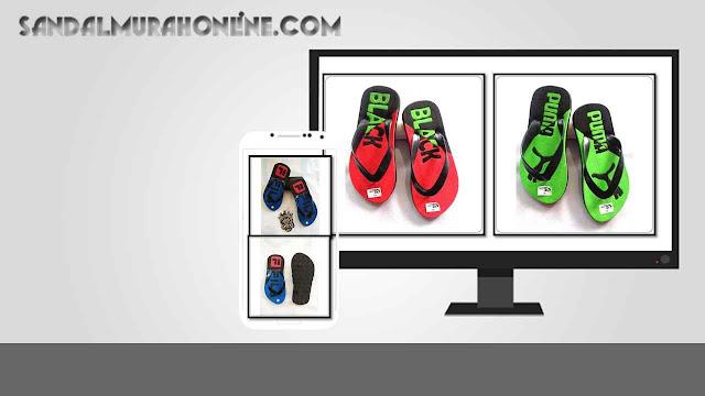 Grosir Sandal Simplek - Sandal AB Levis Simplek TG