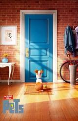 Ver La vida secreta de tus mascotas (2016) online HD