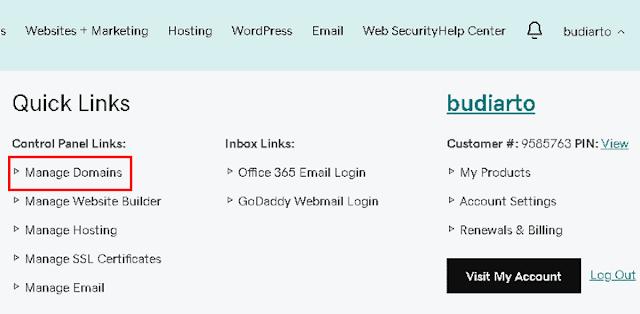 cara-merubah-domain-blogspot-di-godaddy