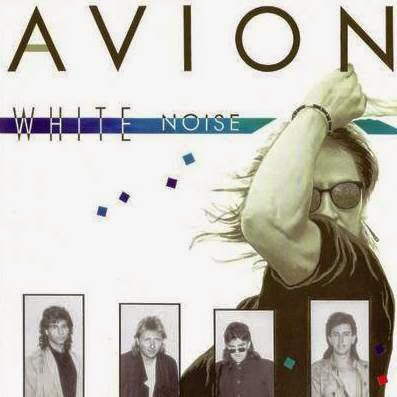 Avion White noise 1986 aor melodic rock