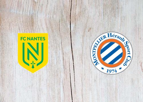 Nantes vs Montpellier -Highlights 23 May 2021