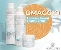 "Logo Vinci gratis Kit pack ""Latte Corpo + Burro Mani + Shampoo Doccia"" e non solo"