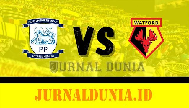 Prediksi Preston North End vs Watford , Rabu 17 Februari 2021 Pukul 02.00 WIB