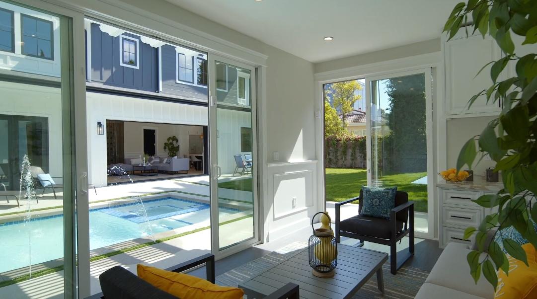 53 Interior Design Photos vs. 4907 Valjean Ave, Encino, CA Luxury Home Tour
