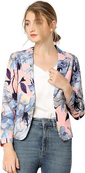 Women's Summer Blazers