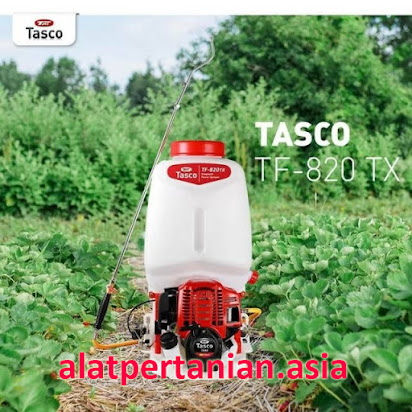 sprayer Engine Sprayer Tasco TF-820 tx