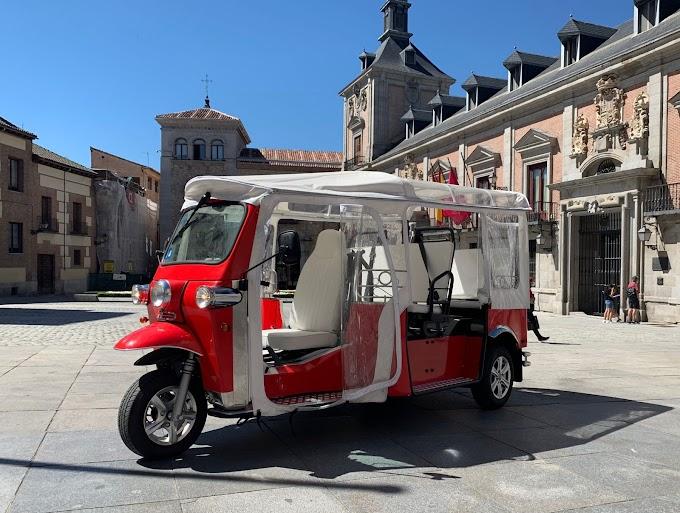 """Llega """"Tuk Tuk"""" TAPAS: para conocer, saborear y comerse Madrid"""
