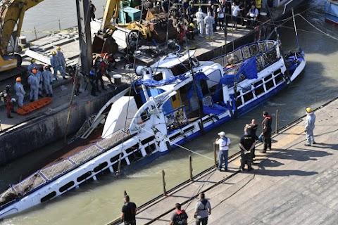 Dunai hajóbaleset: több milliárdot fizethetnek a Viking üzemeltetői