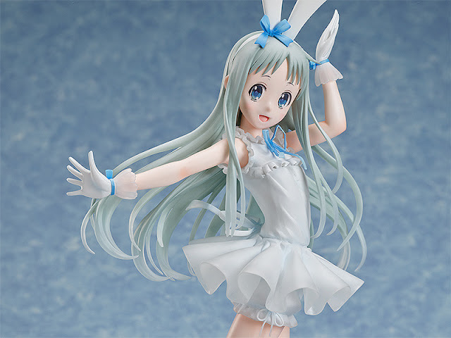 Figuras: Adorable Menma: Rabbit Ears Ver. de Anohana - FREEing