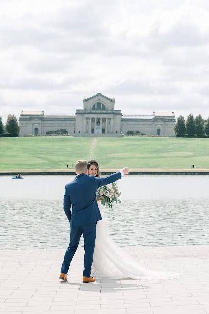 St. Louis Wedding Photographer & Videographer Team