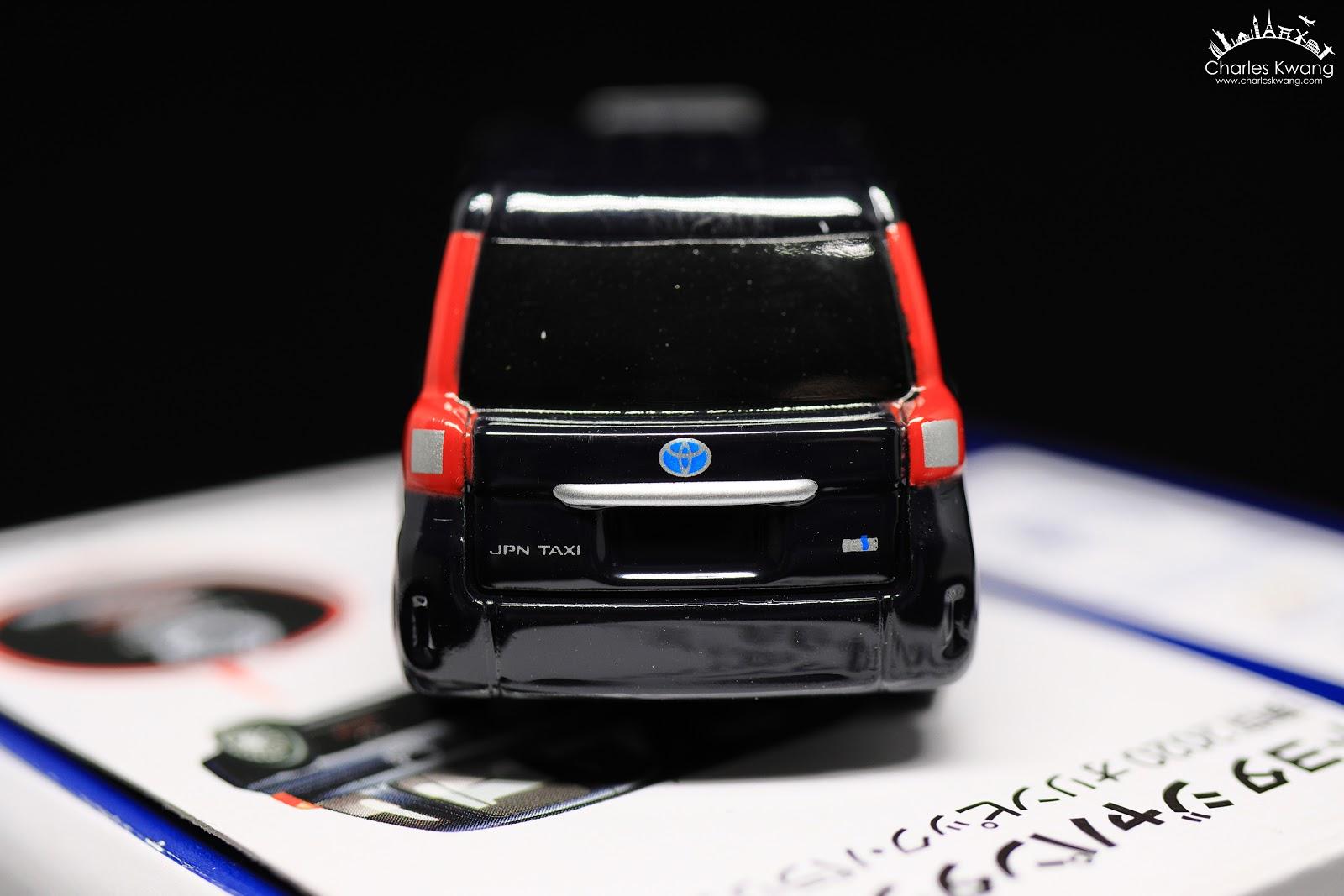 「TOMICA☆2020東京奧運計程車限定版」日本多美小汽車指定合作商品系列圖文開箱分享 - Charles Kwang 的美食慢遊