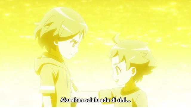 Inazuma Eleven: Orion no Kokuin Episode 13 Subtitle Indonesia