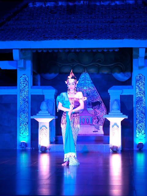 Ramayana ballet in Yogyakarta, Java, Indonesia