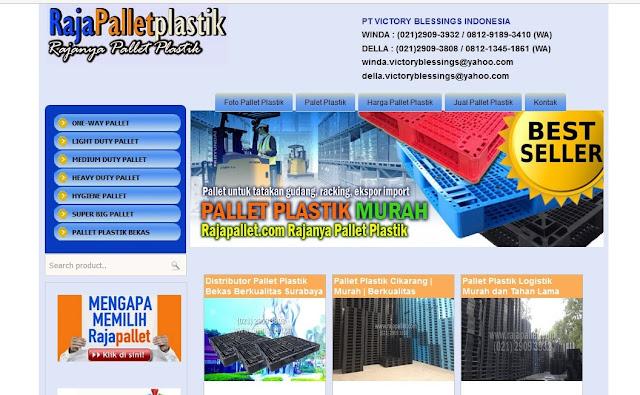 5 Cara Memilih Distributor | Penjual Pallet Plastik Online Indonesia yang Terpercaya.