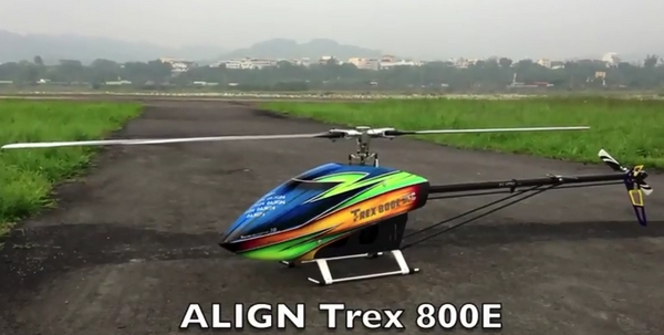 T-REX 800E PRO DFC Helicopter