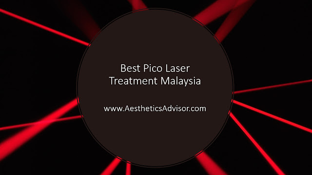 Pico laser treatment