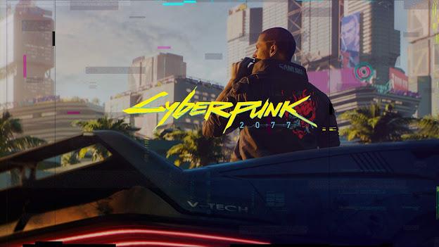 Cyberpunk 2077 repoussé au mois de novembre