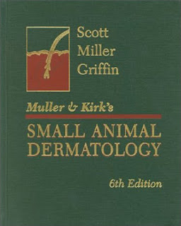 Muller and Kirk's Small Animal Dermatology 6th Edition