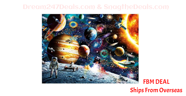 80%  off 1000 Piece Jigsaw Paper Puzzles
