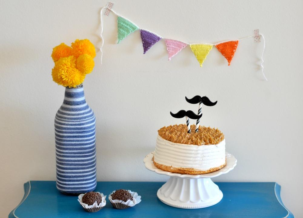 Suficiente Mini festa de aniversário do marido - ScrapBi TJ33