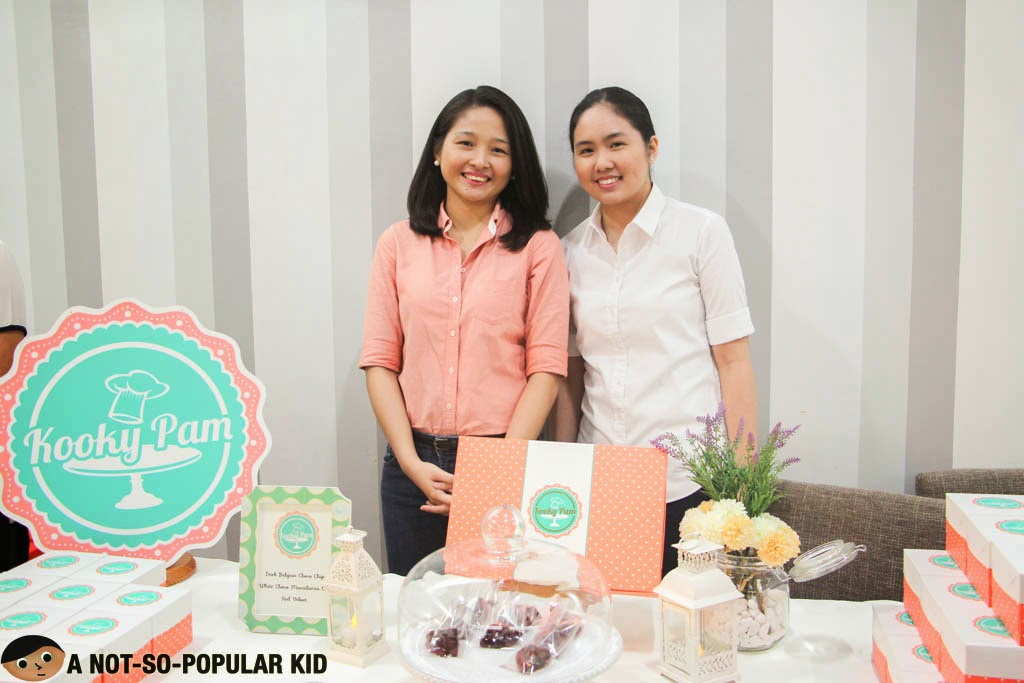 Owners of Kooky Pam Online Baked Goodies Shop
