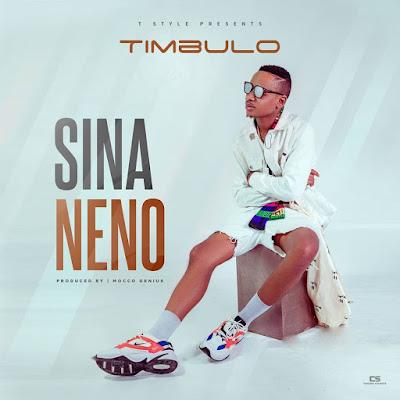 DOWNLOAD NEW SONG: Timbulo - Sina Neno | Audio Mp3